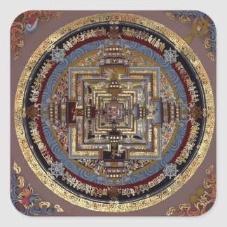Kalachakra Mandala A Stickers