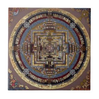 Kalachakra Mandala A Tile