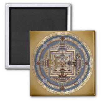 Kalachakra Mandala B Magnet