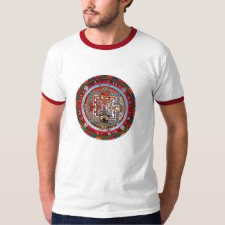 kalachakra mandala - mens t-shirt