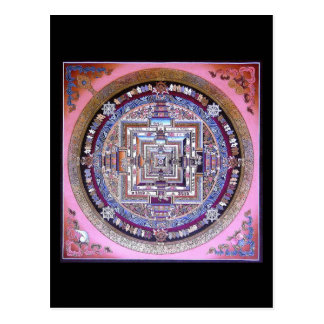Kalachakra Mandala Postcard