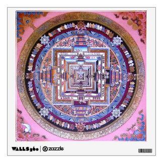 Kalachakra Mandala Wall Sticker