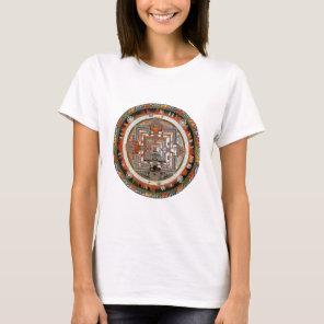 Kalachakra Sand Mandala T-Shirt