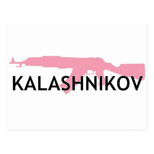 ** KALACHNIKOV ** POSTAL