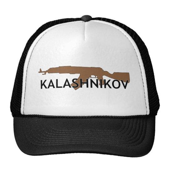 **KALACHNIKOV** TRUCKER HAT