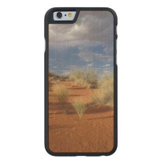 Kalahari Desert Scene, Kgalagadi Transfrontier 2 Carved Maple iPhone 6 Case