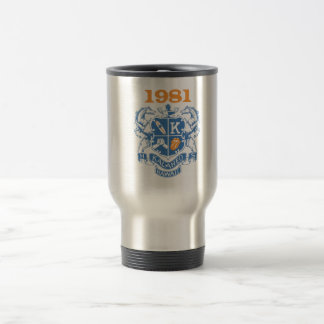 Kalaheo 1981 Reunion travel mug