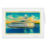 Kalakala Ferry, World's First Streamlined Card