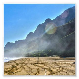 Kalalau Beach,  Kauai Photo Print
