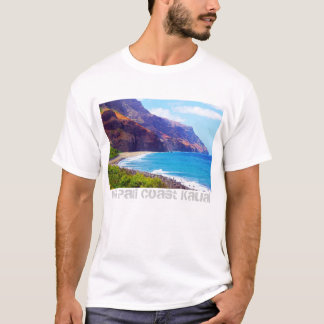 Kalalau Beach T-Shirt