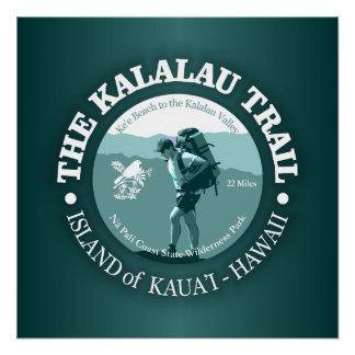 Kalalau Trail Poster