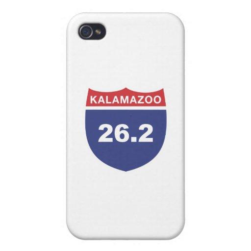 Kalamazoo 26.2.0 iPhone 4 fundas