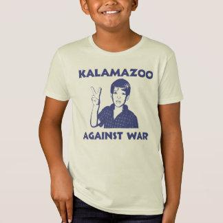 Kalamazoo Against War T-Shirt