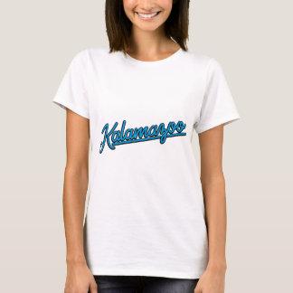 Kalamazoo in cyan T-Shirt