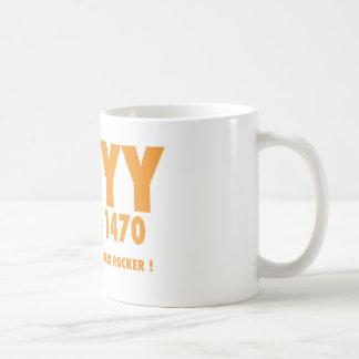 Kalamazoo's WYYY Staff Mug