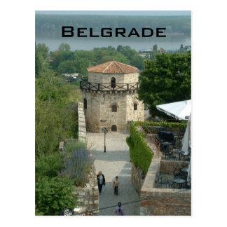 Kalamegdan Fortress Postcard