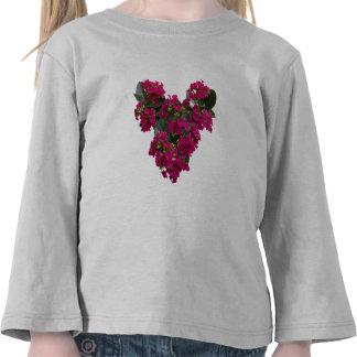 Kalanchoe Heart Tshirts