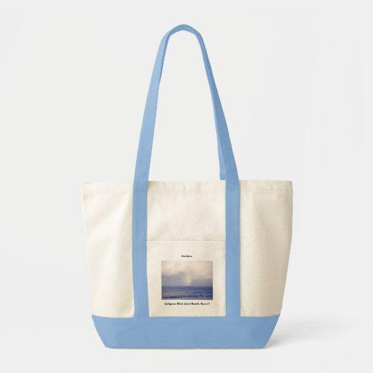 Kalapana Black Sand Beach Bag