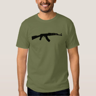Kalashnikov 47 Sports Jersey Style T-shirt