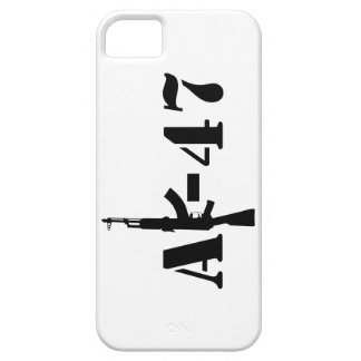 Kalashnikov AK-47 iPhone SE/5/5s Case