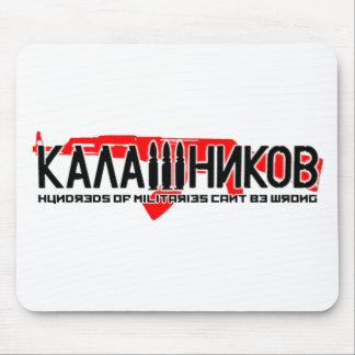 Kalashnikov Ak-47 Mouse Pad