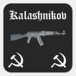Kalashnikov AK-47 Stickers