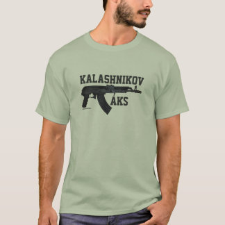 Kalashnikov AKS T-Shirt