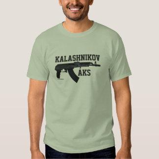 Kalashnikov AKS Tee Shirt