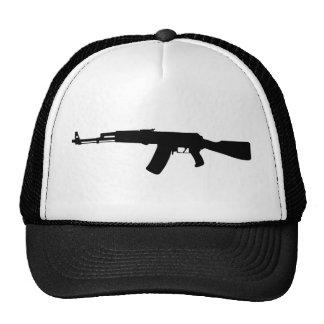 Kalashnikov del rifle de asalto de AK-47 Gorro De Camionero