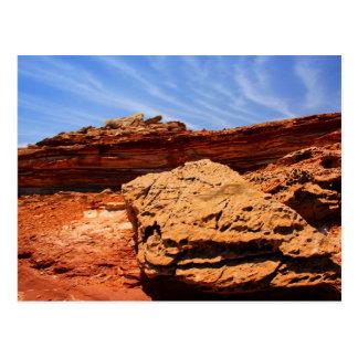 Kalbarri Gorges Postcard - Western Australia