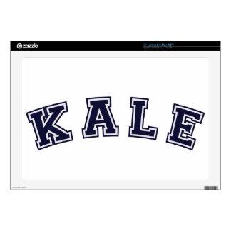 "Kale: A Sporty Design for Veggie Lovers Skins For 17"" Laptops"