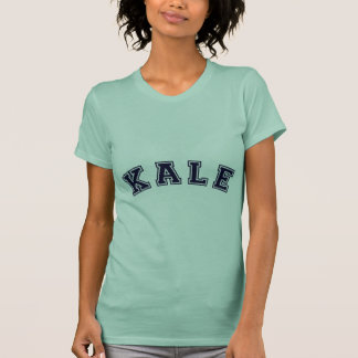 Kale: A Sporty Design for Veggie Lovers T-Shirt