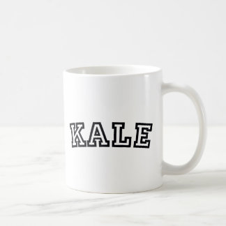 KALE COFFEE MUG