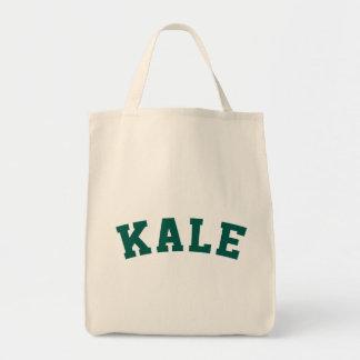 Kale Funny Vegan Style Tote Bag