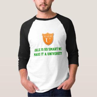 Kale is so smart t shirt