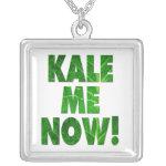 Kale Me Now Pendants