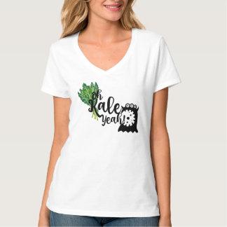 kale monster T-shirt