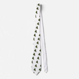 Kale Neck Tie