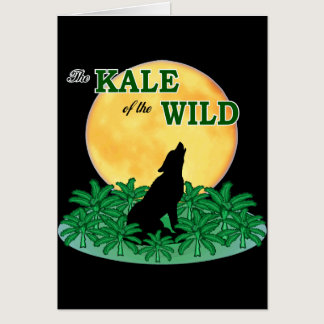 Kale of the Wild Card