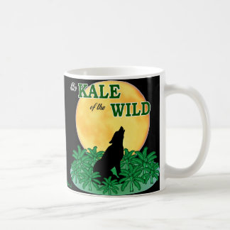 Kale of the Wild Coffee Mug