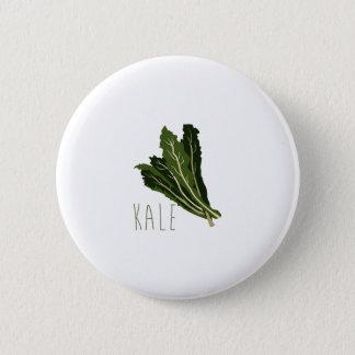 Kale Pinback Button