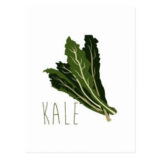Kale Postcard