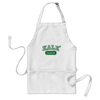 Kale Psych Not So Much Adult Apron