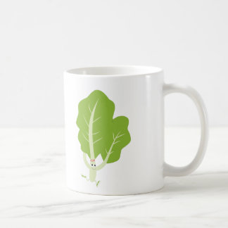 Kale Runner Coffee Mug