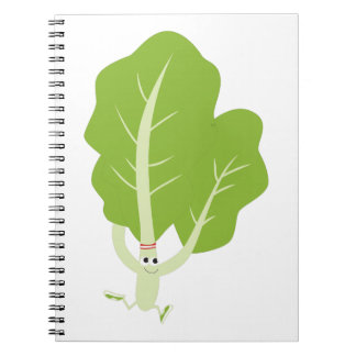 Kale Runner Notebook