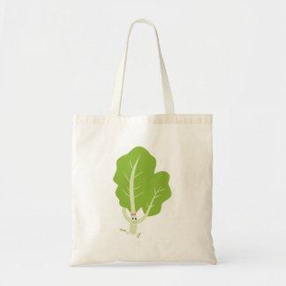 Kale Runner Tote Bag