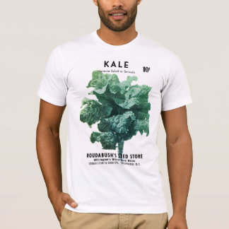 Kale Seed Packet Label T-Shirt