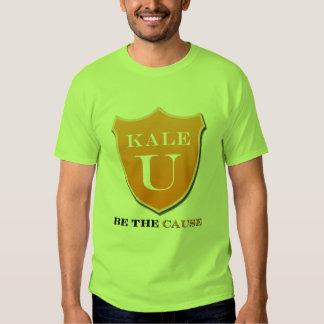 Kale U mens T shirt