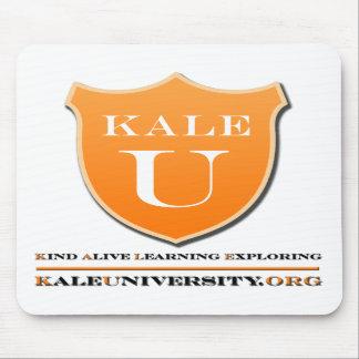 Kale U mouse pad