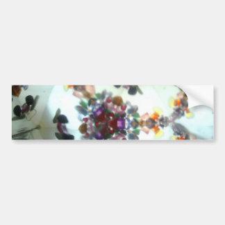 Kaleidescope Bejeweled 02 Pegatina Para Auto
